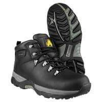 Amblers Safety FS17 Waterproof Safety Footwear Black